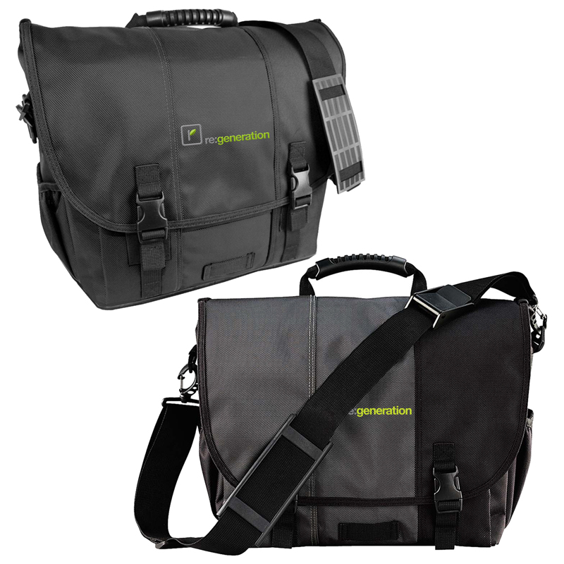 Filmore Messenger Laptop Bag
