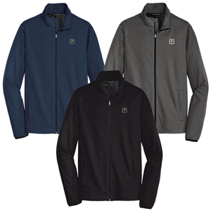 07. Port Authority® Active Soft Shell Jacket