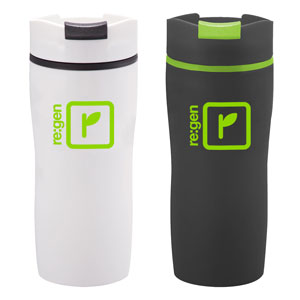 Punch Tumbler 16oz - This tumbler was designed with a punch of on-trend color.